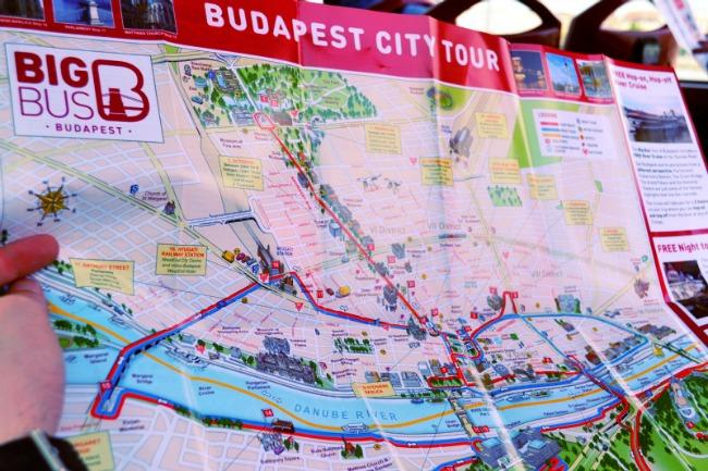 map.tourist