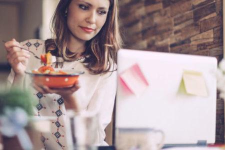 Διατροφή και σωστές επιλογές για εργαζόμενους