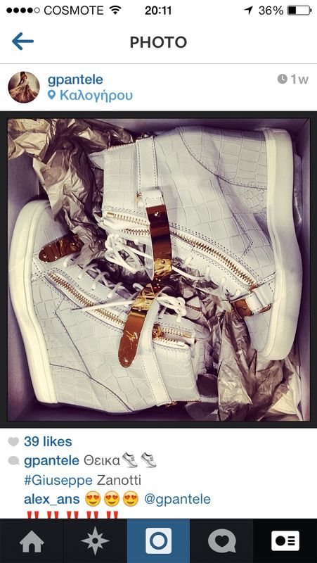 sneakers insta