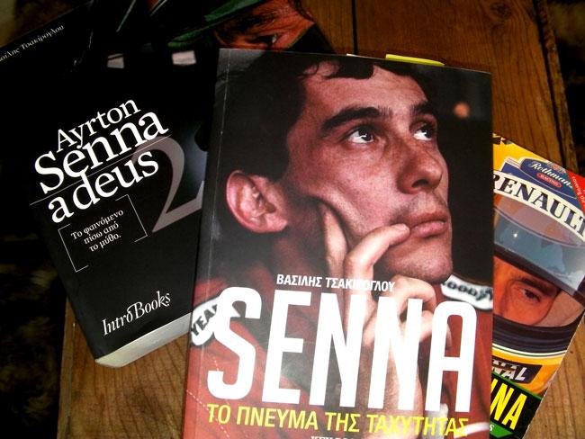 Ayrton-Senna-books