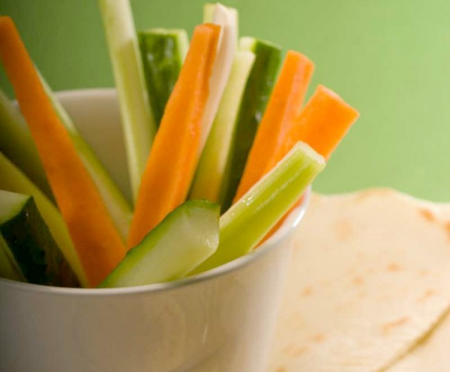 vegetable-sticks