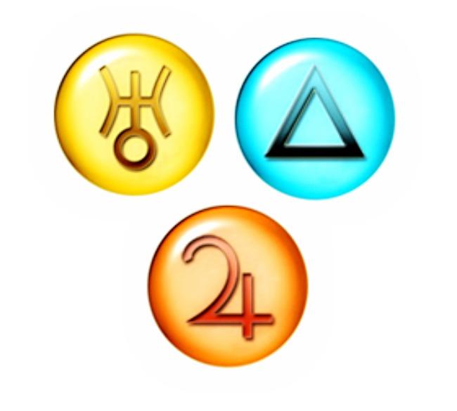 2 Τρίγωνο Δία-Ουρανού - Η ζωή ανανεώνεται και προοδεύει