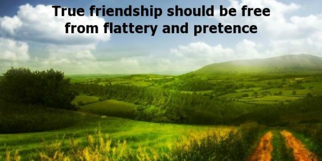 4 Αληθινή φιλία