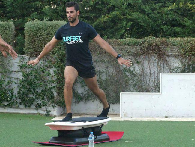 Γιάννης Στίνης - Surfset Greece Trainer