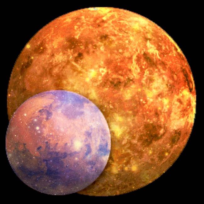 1 Σύνοδος Αφροδίτης-Άρη - Εποχή νέων σχέσεων - Η λεπτομέρεια κάνει τη διαφορά!