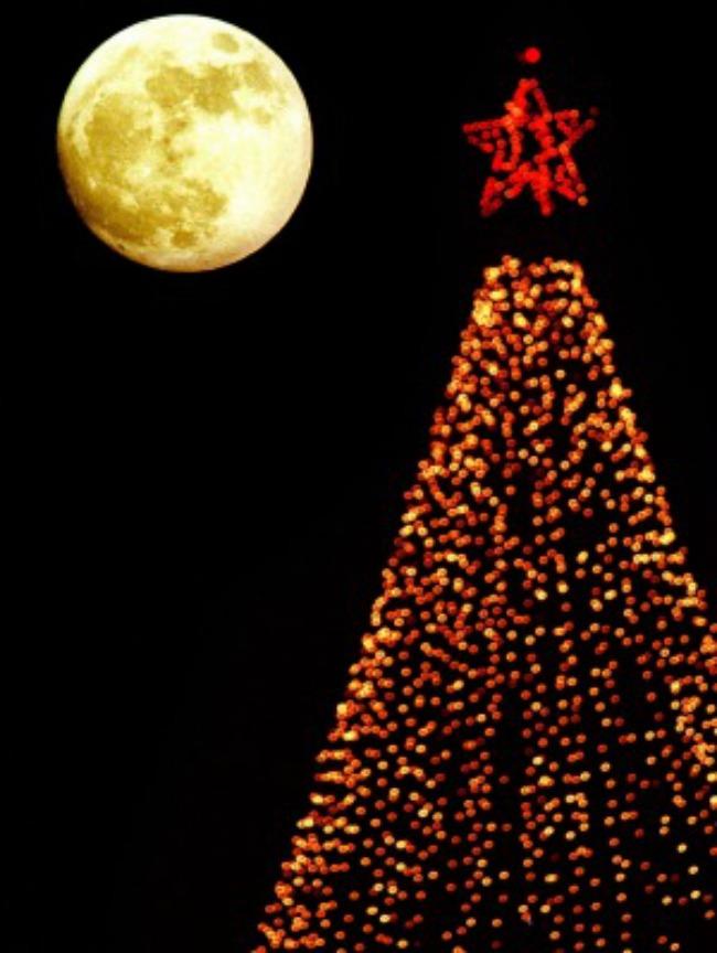1 Χριστούγεννα με πανσέληνο