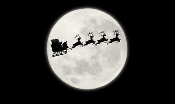 2 Χριστούγεννα με πανσέληνο