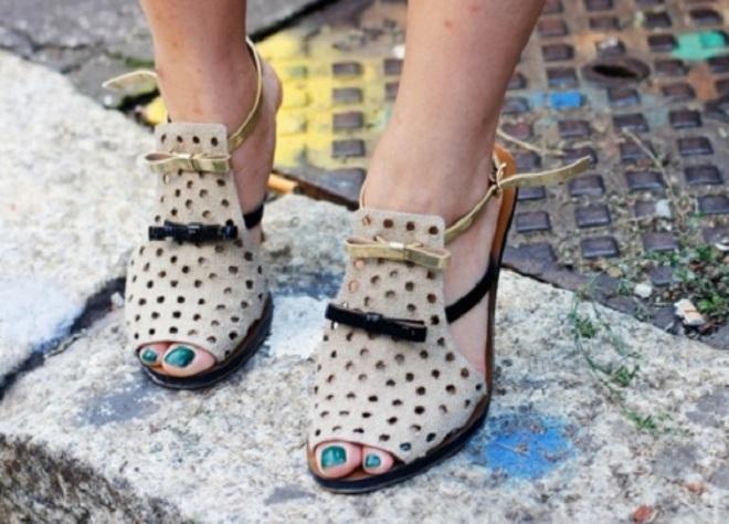 during Milan Fashion Week Womenswear Spring/Summer 2013 on September 22, 2012 in Milan, Italy.