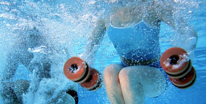 Aquafitness-