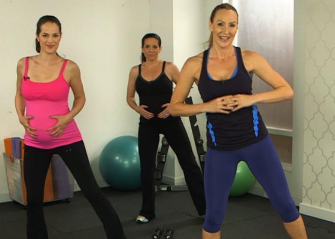 heidi-klum-workout-prenatal