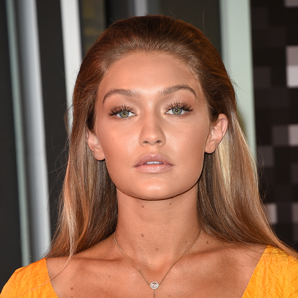LOS ANGELES, CA - AUGUST 30: Model Gigi Hadid attends the 2015 MTV Video Music Awards at Microsoft Theater on August 30, 2015 in Los Angeles, California. (Photo by Jason Merritt/Getty Images)