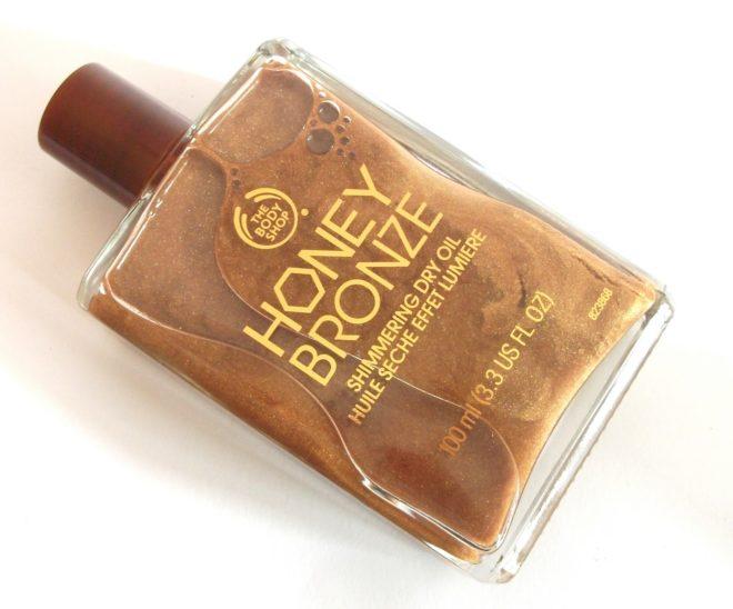 Body Shop Honey Bronze Oil