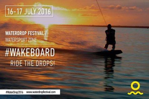 Waterdrop Festival 2016